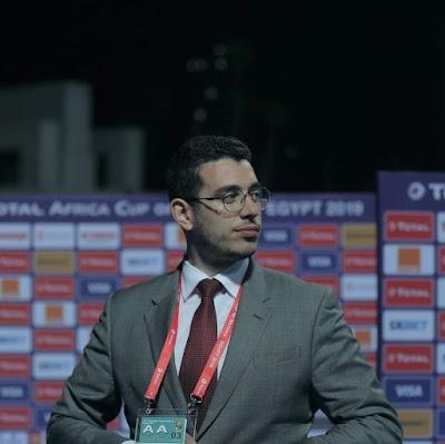 خبير التسويق الرياضى المصرى حسام بدير يتسلم مهام عملة كمستشار رياضى لنادى الهلال الليبى