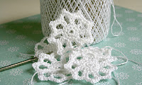 Snowflake Crochet Patterns FREE-Christmas crochet patterns-free crochet patterns