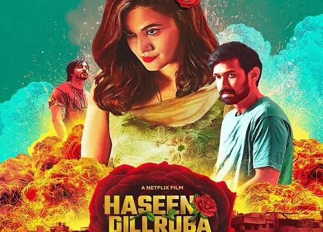 Download Haseen Dillruba (2021) Hindi 720p + 1080p WEB-DL ESub