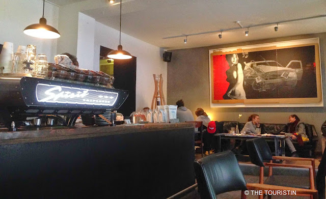 Berlin - Speciality Coffe - No Fire No Glory