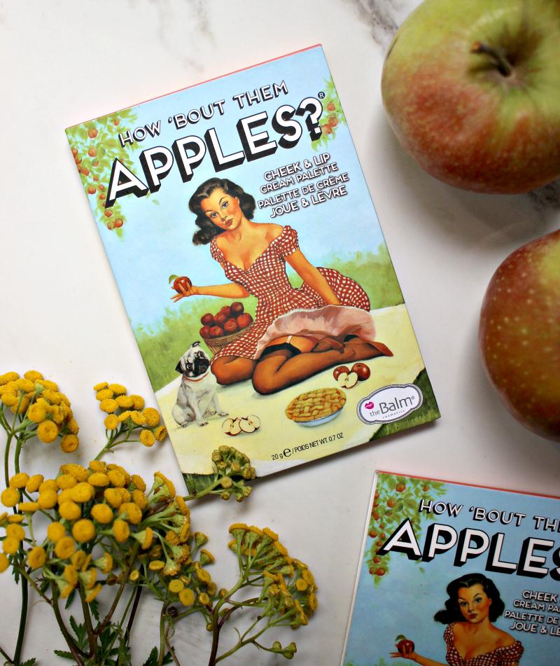 Fejk theBalm How 'Bout Them Apples paleta