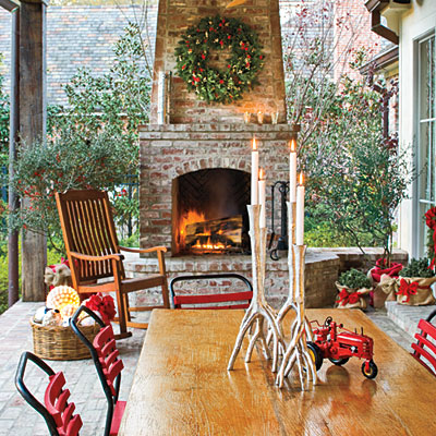 Mix and Chic: Fresh and fabulous Christmas decorating ideas!