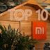 Xiaomi revela TOP 10 dos produtos mais vendidos