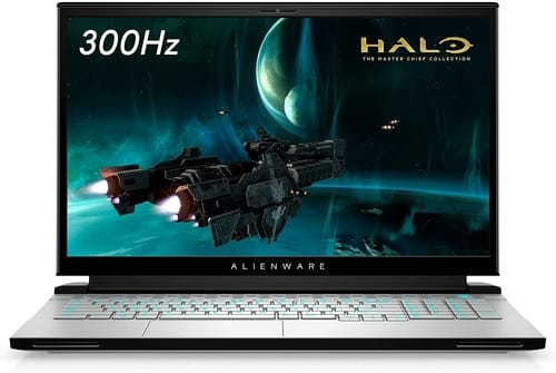 Review New Alienware m17 R3 17.3 inch FHD Gaming Laptop