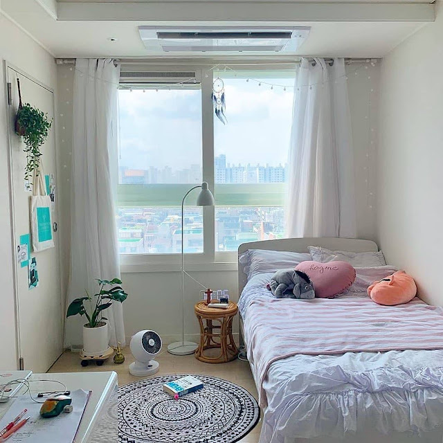 Menghias Kamar Anak Perempuan Sederhana
