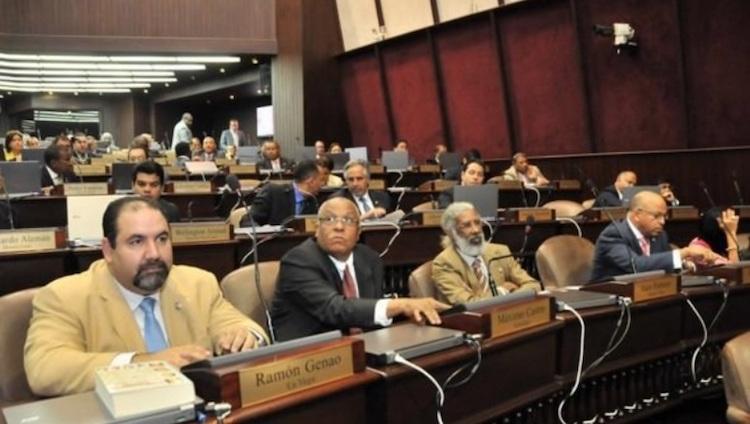 C mara de diputados aprueba de urgencia en dos lecturas for Porte y tenencia de armas de fuego en republica dominicana