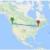 المواصلات في كندا