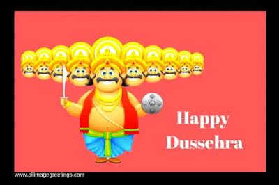 images of Dussehra festival