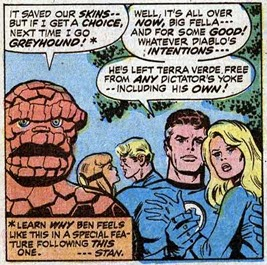 Fantastic Four 118-JohnBuscemaArt