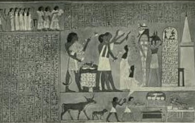 Ancient Egyptian Book of the Dead (1920)