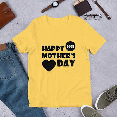 Happy Mother's Day 2021 Shirt, Mom Gift T-shirt, First Mothers Day Shirt, Mother's Day Mommy, Mother's Day Gift