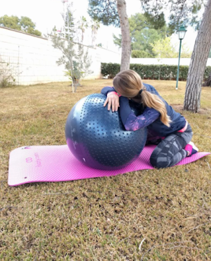 Exercises With Fitball for Pregnant Women