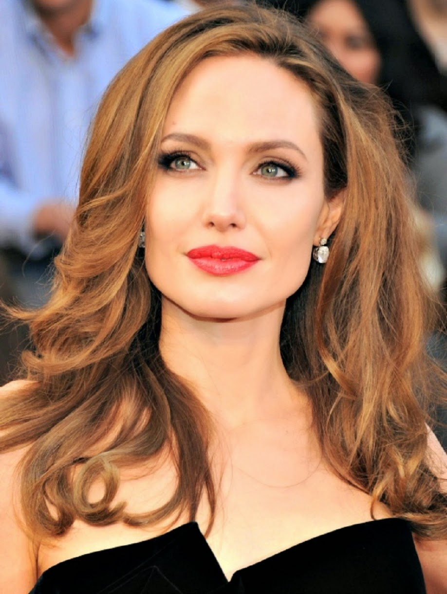 Angelina Jolie HD Wallpaper - all 4u wallpaper