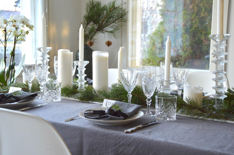havut joulukattauksessa