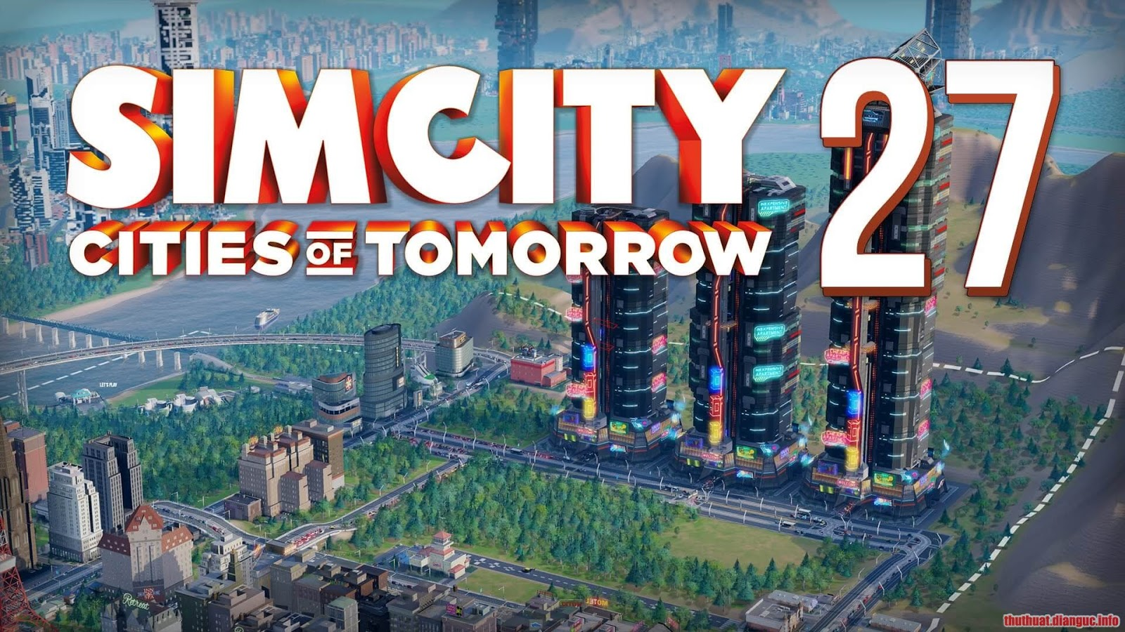 Download Game SimCity Deluxe Edition with Cites of Tomorrow 2014 Full Crack