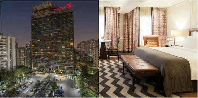 Onde ficar perto da Faculdade Cásper Líbero em São Paulo? Hotéis mais sofisticados