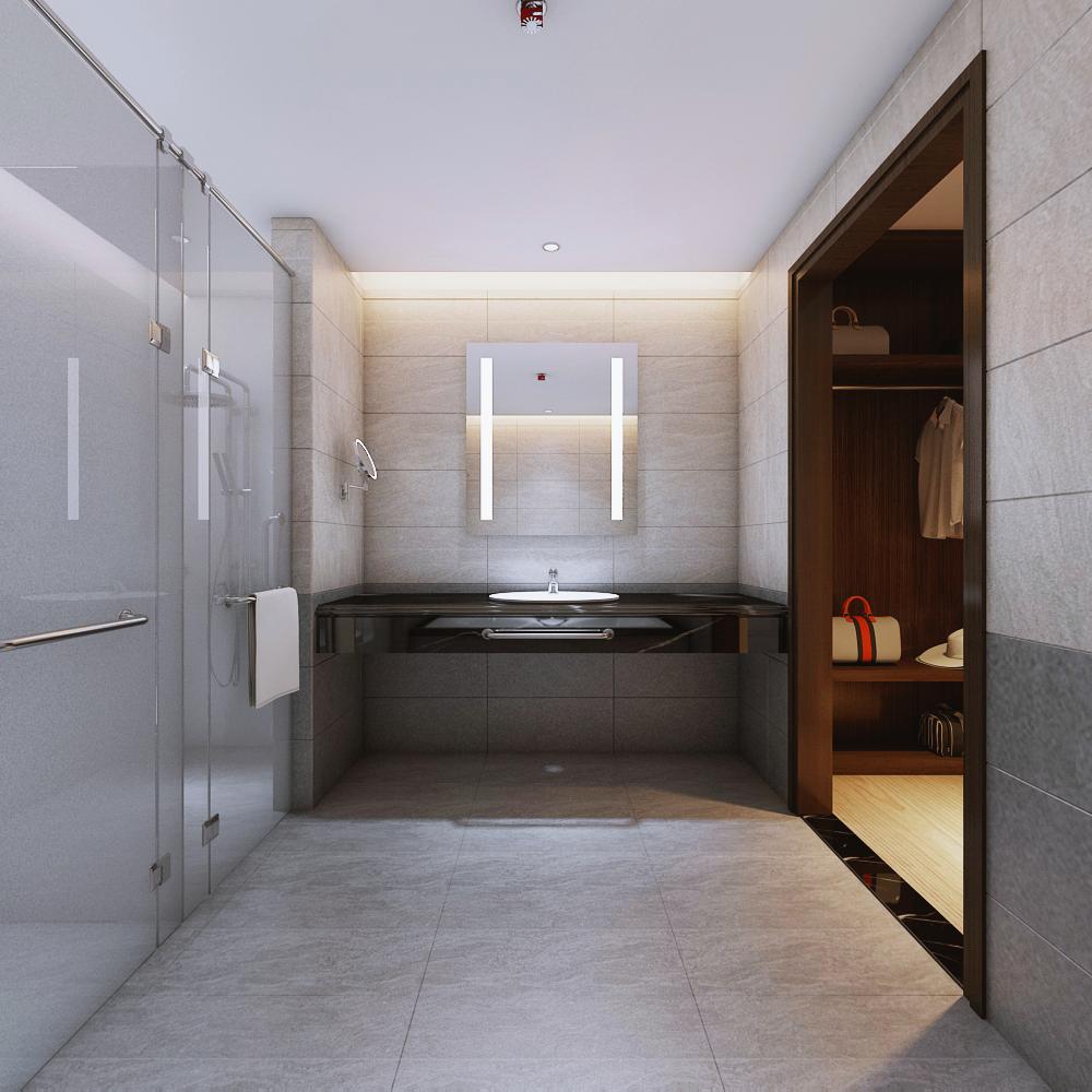 Nhà vệ sinh dự án Alphanam Đà Nẵng