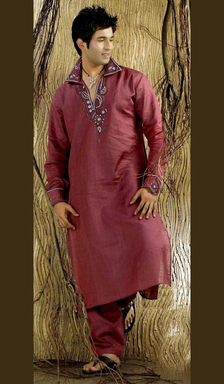 Wedding Sherwani And Kurta Pajama Collection 2012