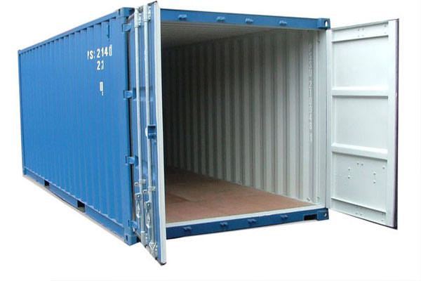 Trọng lượng container 20 feet