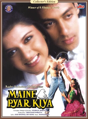 Maine Pyar Kiya 1989 Hindi 480p WEB HDRip 550mb