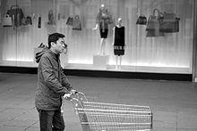 Financial crisis. Consumer spendings