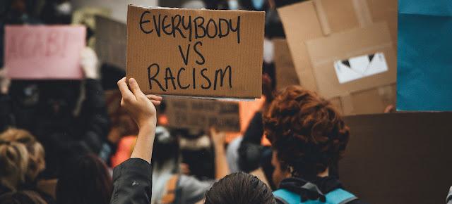 Manifestación en favor del movimiento Black Lives Matter(Las vidas negras importan) en el Reino Unido.Unsplash/Arthur Edelmans