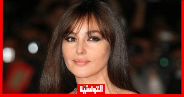 مونيكا بيلوتشي: الشعب التونسي يشبه الشعب الإيطالي !