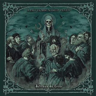 """Ο δίσκος των A Pale Horse Named Death """"Infernum in Terra"""""""
