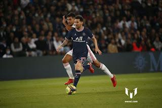 Messi sẽ không có trong danh sách thi đấu  trong trận PSG gặp Metz vào giữa tuần
