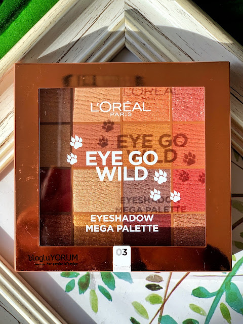 loreal eye go wild far paleti incelemesi 1