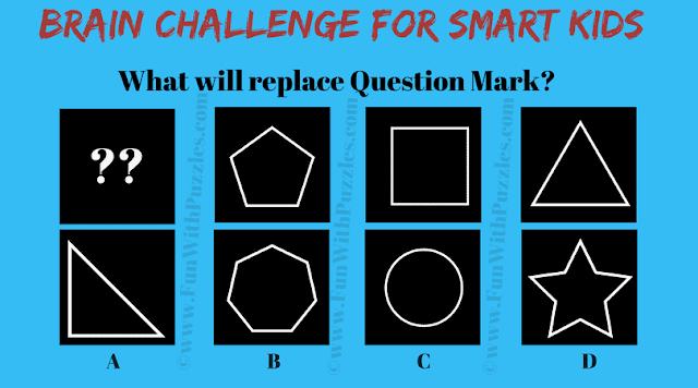Brain Challenge for Smart Kids
