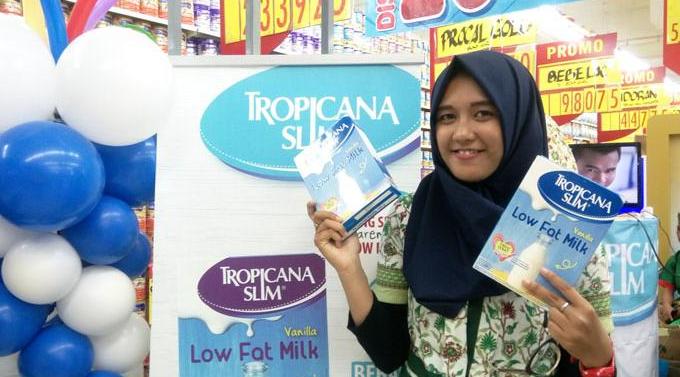 Manfaat Produk Susu Tropicana Slim Diet Dan Efek Sampingnya