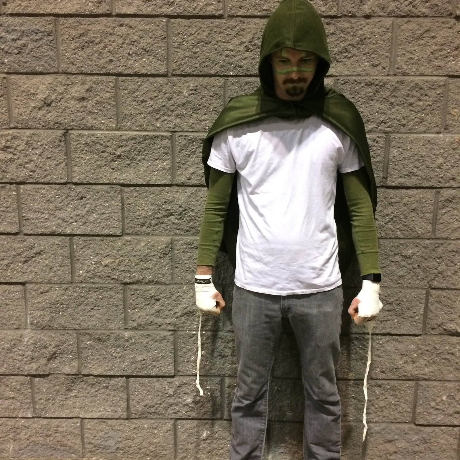 Karnak marvel cosplay