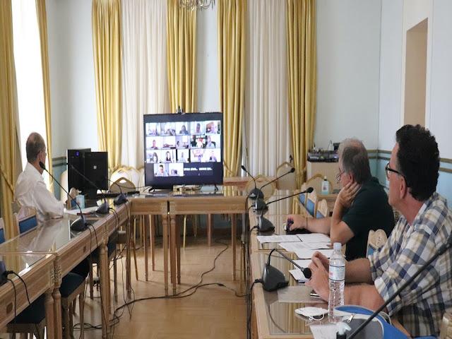 Οι Μονάδες Φροντίδας Ηλικιωμένων στο επίκεντρο τηλεδιάσκεψης του Π. Νίκα