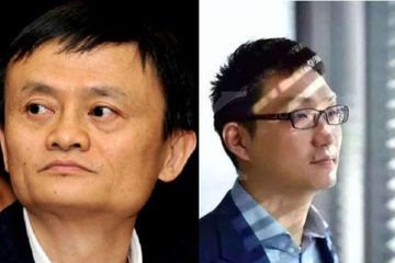 Colin Huang dan Jack Ma