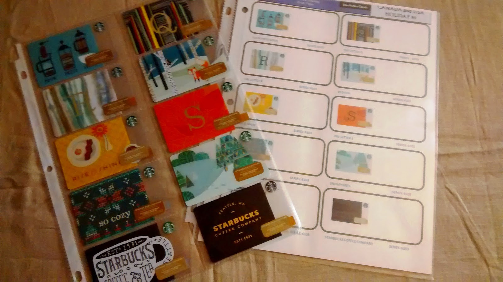 Multi Re Post 4 Why Collect Starbucks Cards And Do Cards