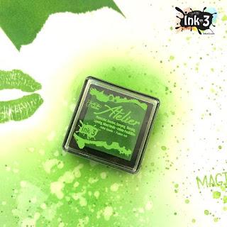 Atelier Goddess Green Cube