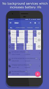 IDM+ Plus: Fastest Download Manager v9.9.2 Patched APK + Mod Lite
