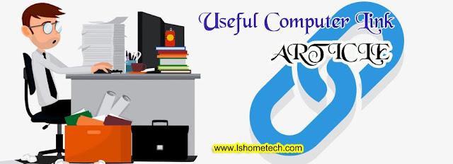 Useful Computer Link File