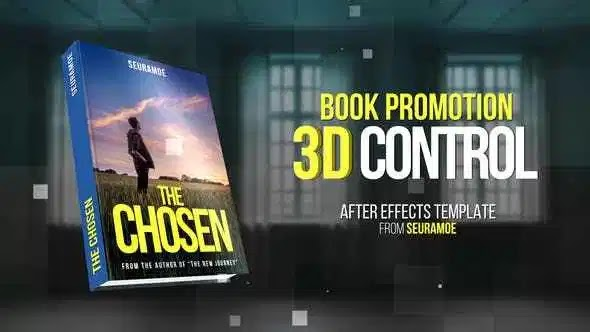 Videohive Book Promotion 22778246