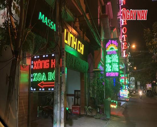 """Clip giải mã phố trụy lạc bậc nhất Sài Gòn: """"Ở đây các anh chỉ có yên tâm mà sướng"""""""
