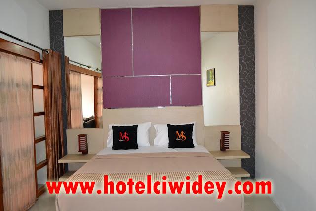 Booking villa di area wisata kawah putih dari jembrana