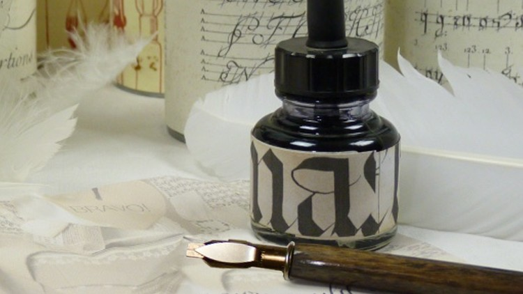 Calligraphy - The Basics - Udemy Course