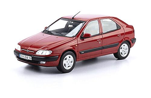 collection citroën 1/24a Citroën Xsara