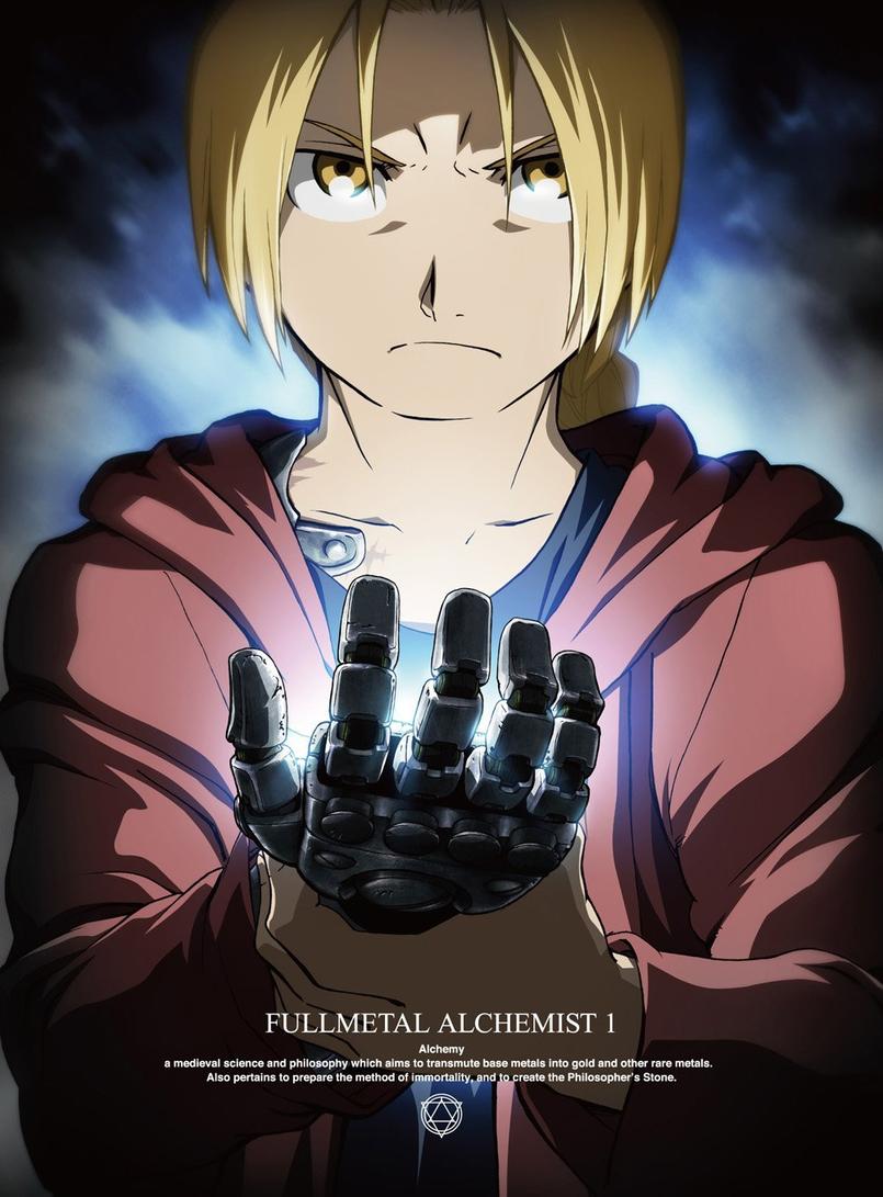 جميع حلقات الأنمي الرائع والاأسطوري Fullmetal Alchemist ...