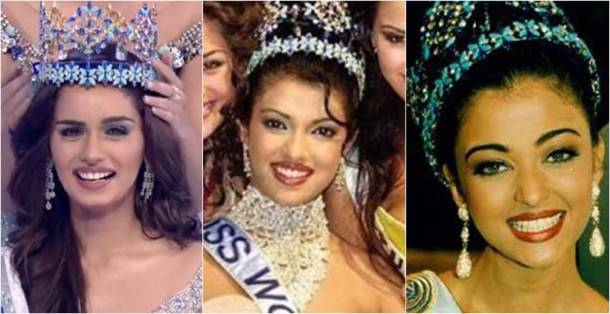 Photos: India's medical student Manushi Chhillar crowned Miss World 2017 after Priyanka Chopra