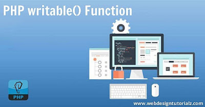 PHP is_writable() Function