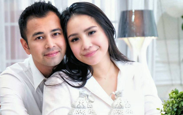 Rayakan Dua Tahun Pernikahan, Raffi Ahmad-Nagita Didoakan Langgeng