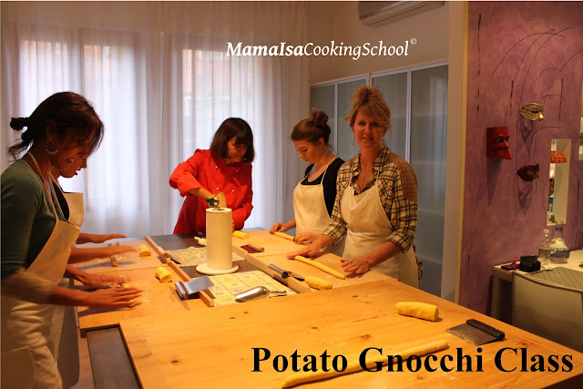Cooking Classes in Italy - Potato Gnocchi