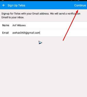 Email Telos